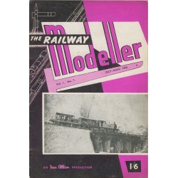 Railway Modeller 1950 October/November
