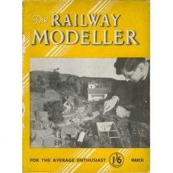 Railway Modeller 1953 March