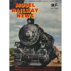 Model Railway News 1960 July