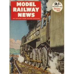 Model Railway News 1960 December