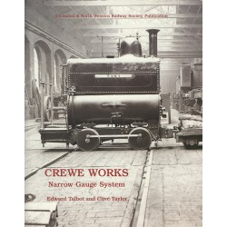 LNWR Crewe Works Narrow Gauge System