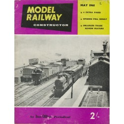 Model Railway Constructor 1961 May