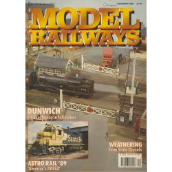 Model Railways 1989 December