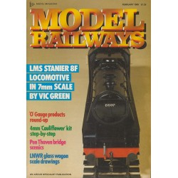 Model Railways 1989 February