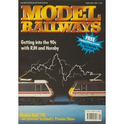Model Railways 1990 February