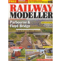 Railway Modeller 2013 April