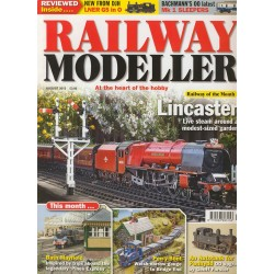 Railway Modeller 2013 August