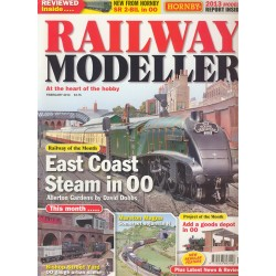 Railway Modeller 2013 February