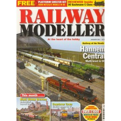 Railway Modeller 2013 January