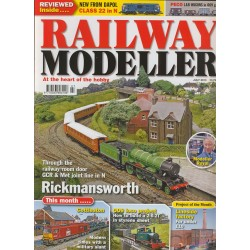 Railway Modeller 2013 July