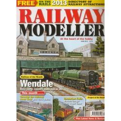 Railway Modeller 2013 June