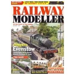 Railway Modeller 2012 July