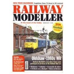 Railway MOdeller 2011 March