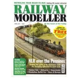 Railway Modeller 2011 April