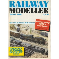 Railway Modeller 1988 April