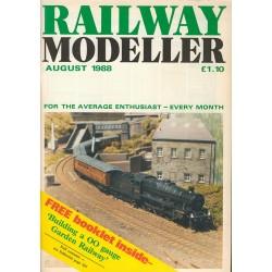 Railway Modeller 1988 August
