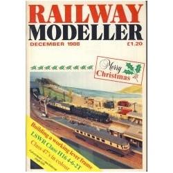 Railway Modeller 1988 December
