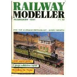 Railway Modeller 1988 February