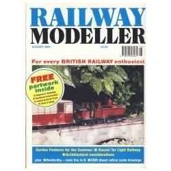 Railway Modeller 2000 August