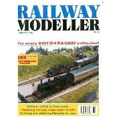 Railway Modeller 2000 February