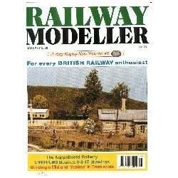 Railway Modeller 2000 January