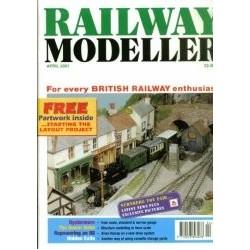 Railway Modeller 2001 April