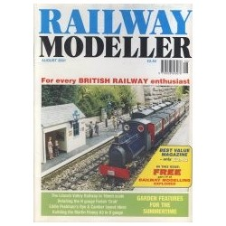 Railway Modeller 2001 August
