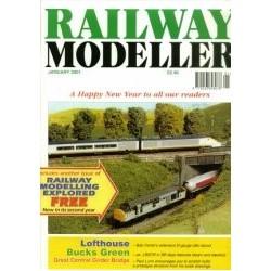 Railway Modeller 2001 January