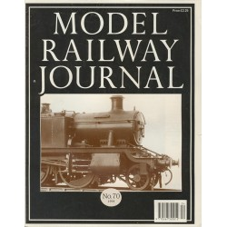 Model Railway Journal 1994 No.70