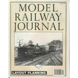 Model Railway Journal 1994 No.71