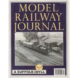 Model Railway Journal 1994 No.72