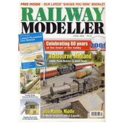 Railway Modeller 2009 April