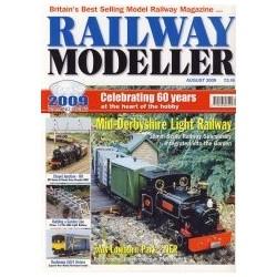 Railway Modeller 2009 August