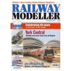 Railway Modeller 2009 February