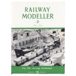 Railway Modeller 1954 May