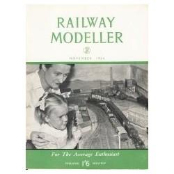 Railway Modeller 1954 November