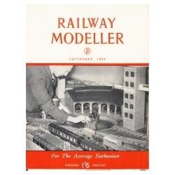 Railway Modeller 1954 September
