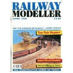 Railway Modeller 1990 April