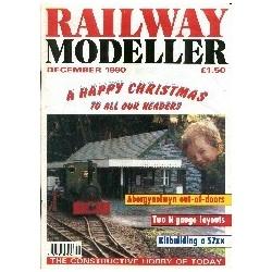 Railway Modeller 1990 December