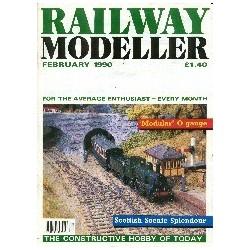 Railway Modeller 1990 February