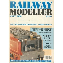 Railway Modeller 1990 July