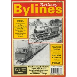 Railway Bylines 1996 April-May