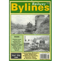 Railway Bylines 1996 June-July