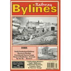 Railway Bylines 1996 August-September