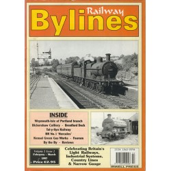 Railway Bylines 1997 February-March