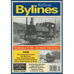 Railway Bylines 1997 August-September
