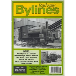 Railway Bylines 1997 June-July