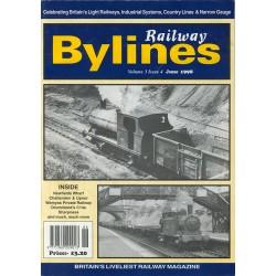 Railway Bylines 1998 June