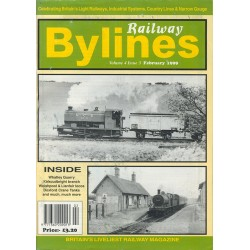 Railway Bylines 1999 February