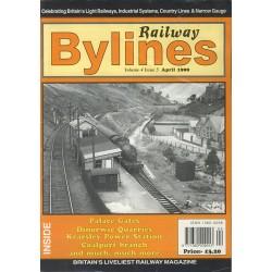 Railway Bylines 1999 April
